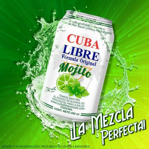 Cuba Libre Mojito