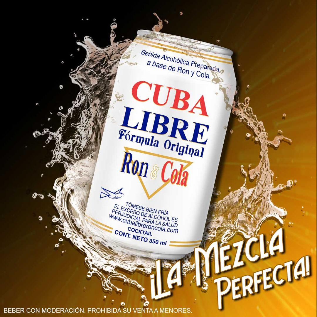 Cuba Libre Ron & Cola