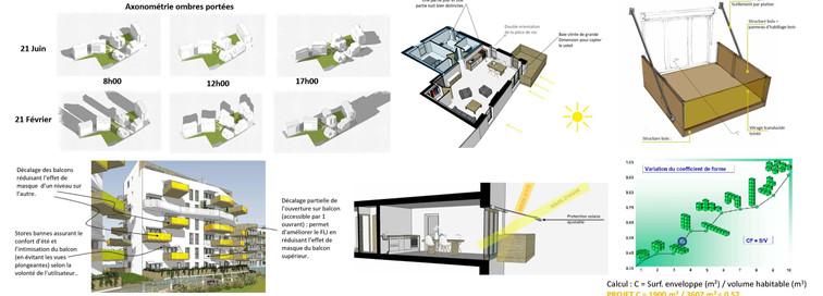 ARCHITECTURE  BIO-CLIMATIQUE