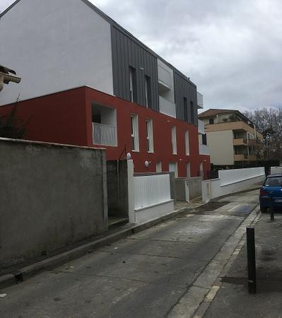 Toulouse appartement Toulousain - facade
