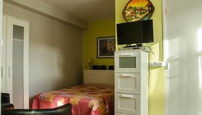 La Roche Posay appartement Caracas -  Espace nuit