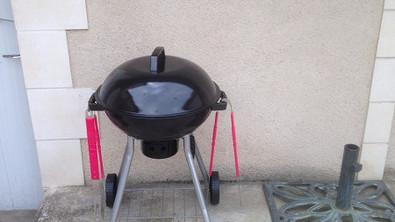 La Roche Posay appartement Caracas Barbecue