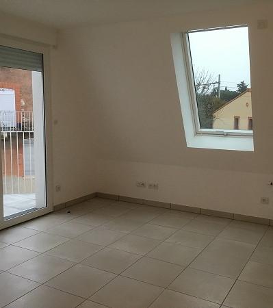 Toulouse appartement Toulousain - Espace sejour salon