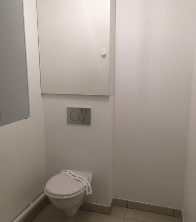 Toulouse appartement Toulousain - Toilettes séparées