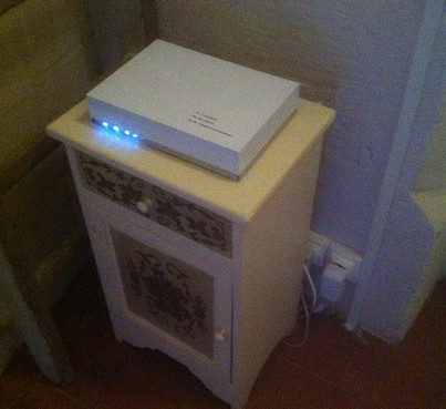 La Roche Posay appartement Tokyo- Box Internet