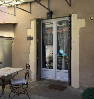 La Roche Posay appartement Paris -  terrasse
