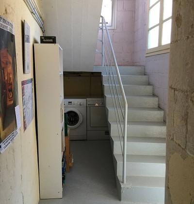 La Roche Posay appartement Paris - Espace laverie