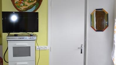 La Roche Posay appartement Caracas - Espace salon
