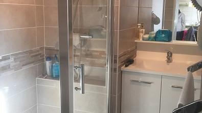 La Roche Posay appartement Caracas - salle de bain