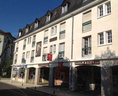La Roche Posay Apt Victor Hugo N° 132 - immeuble