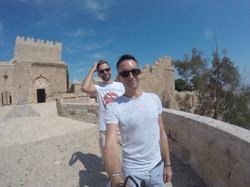 Alcazaba of Almeria 3