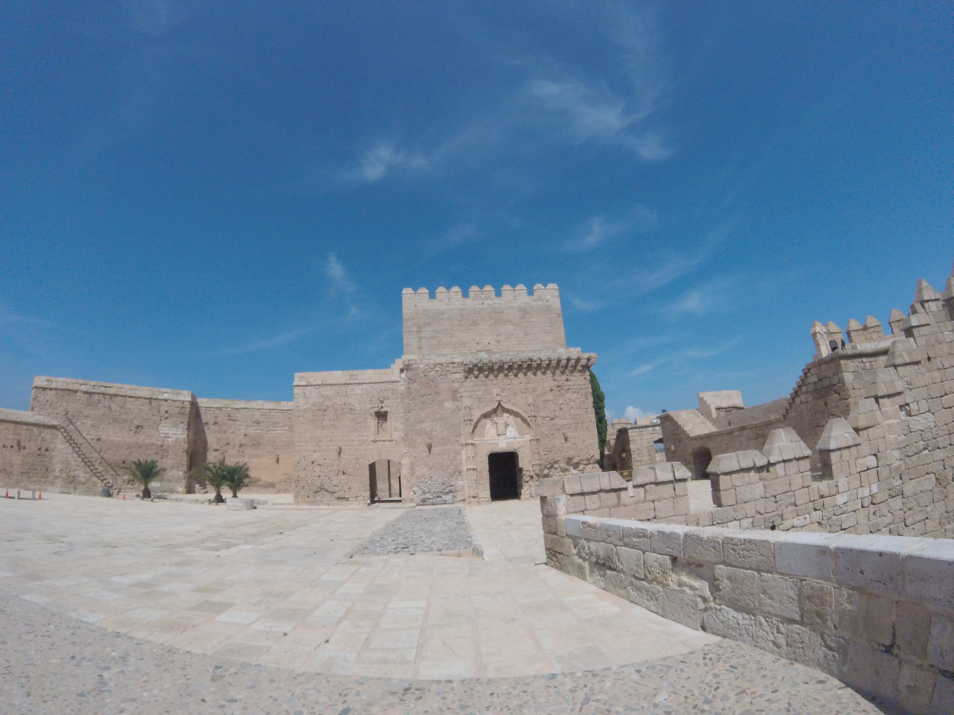 Alcazaba of Almeria 4