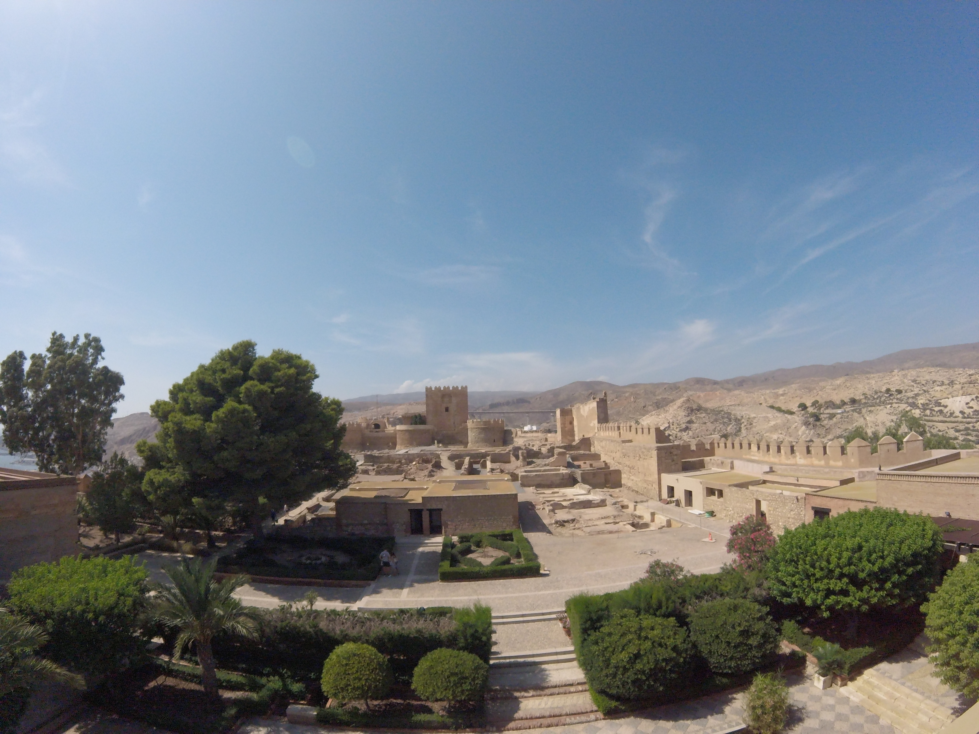 Alcazaba of Almeria 5