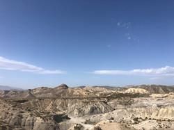 Tabernas desert