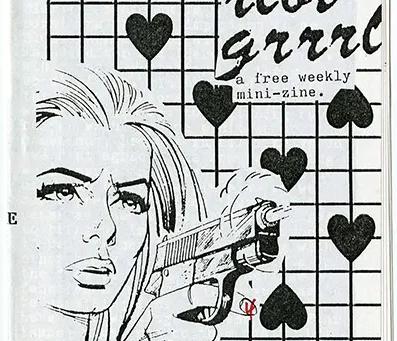 Riot Grrrl/ Las creadoras del Girl Power