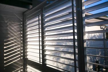 Triple outdoor white windows aluminium l