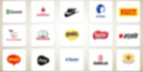 Türkiyenin en büyük firmaları bizi tercih etti! Çalışma fırsatı bulduğumuz firmalar