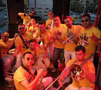 Samba Show, Rio Samba Perküsyon, Brezilya Samba Perküsyon