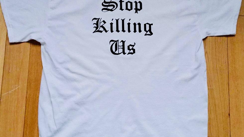 "BLK JOY""Stop Killing Us"" T"