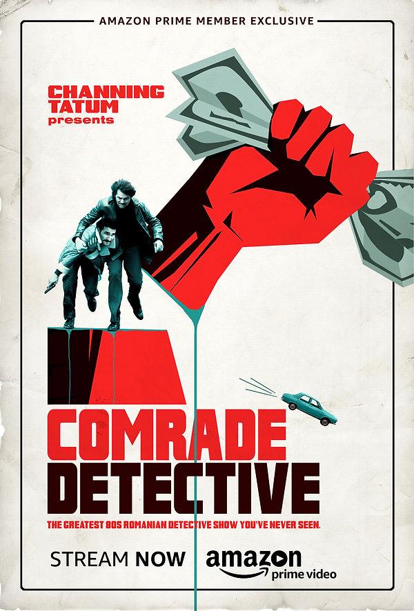 Channing Tatum Presents Comrade Detective - Free Association