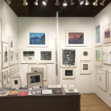 E/AB Fair NYC, Anthony Kirk Editions Booth