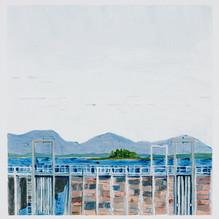 GCI Dock- Low Tide