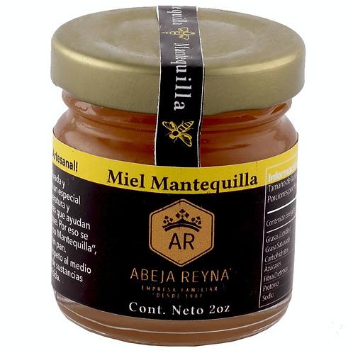 Miel Mantequilla Natural