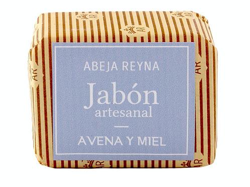 Jabón Artesanal Avena y Miel