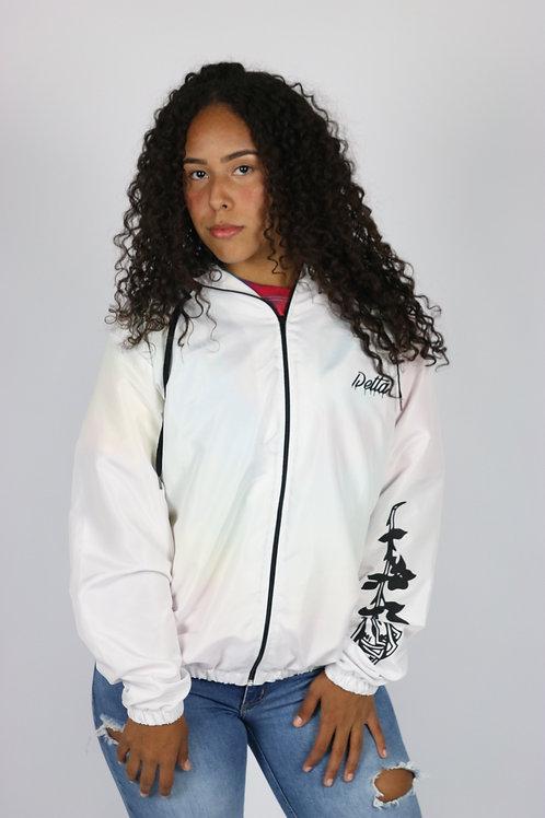 JAQUETA CORTA VENTO FULL WHITE