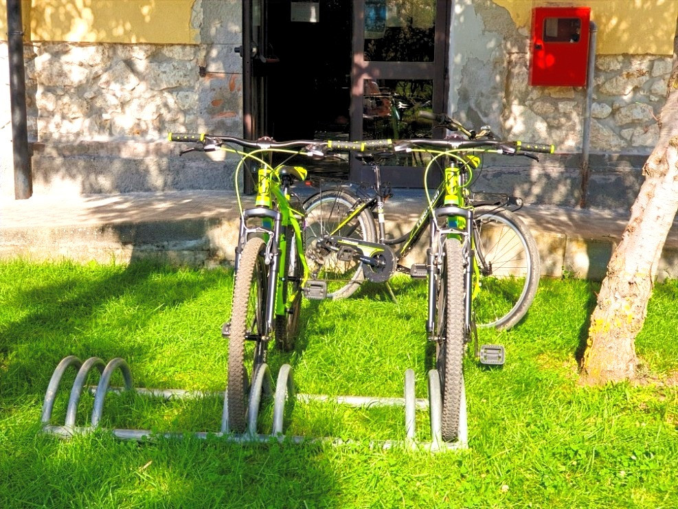 Infopoint molentargius fenicotteri noleggio bici