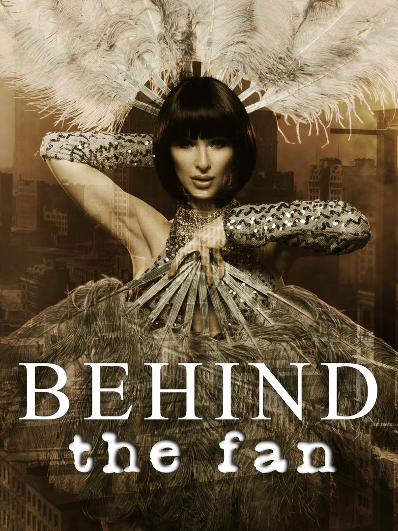 Behind the Fan, by Caroline Walken