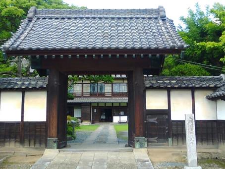埼玉県指定旧跡「渋沢栄一生地」
