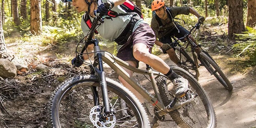 Monday's - Mountain Bike group