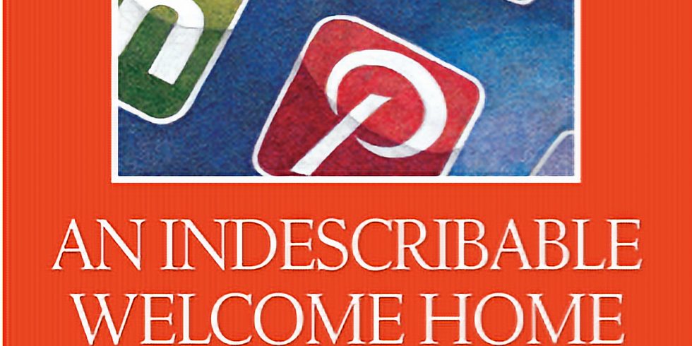 Monday's group - An Indescribable Welcome Home
