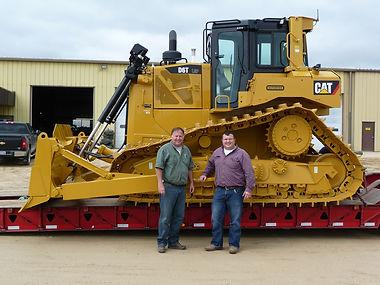 Steger Construction Inc Dyersville Iowa, 52040, Excavating, Heavy Highway, Contractor, Grading, Site Grading