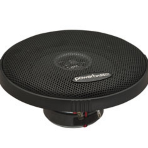 "PowerBass Autosound - 5.25"" 2L Series Full Range Coaxial Speaker, 50W/150W"