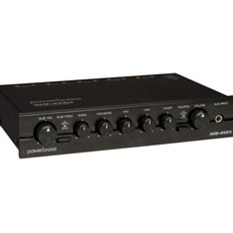 PowerBass Autosound - 4-Band Equalizer / Pre-Amp