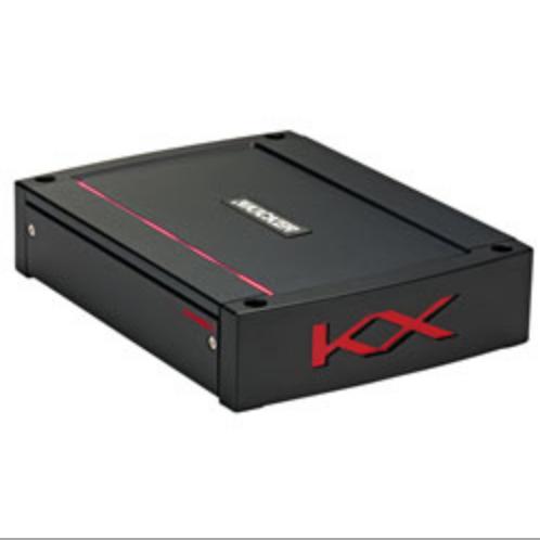 Kicker(R) - Mono 1-Channel KX Series Class D Amplifier, 1200W