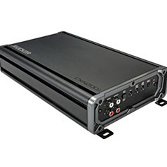 Kicker(R) - 1-Channel Mono CX Series Class D Amplifier, 1200W