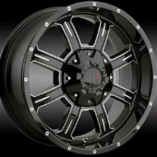 Havok Off Road H101 Rims