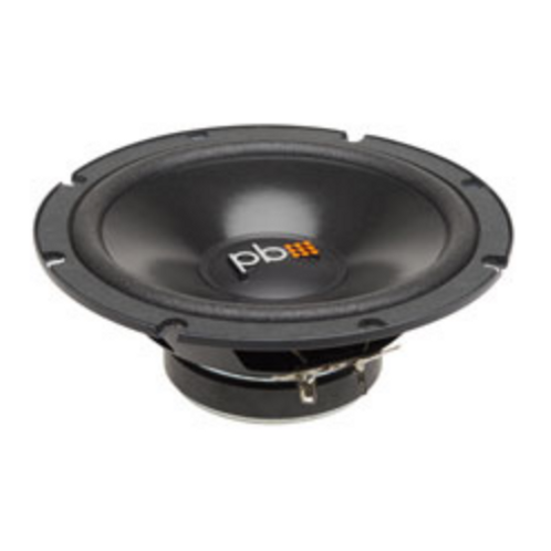 "PowerBass Autosound - 6.5"" S Series Component Speaker System, 210W Peak"