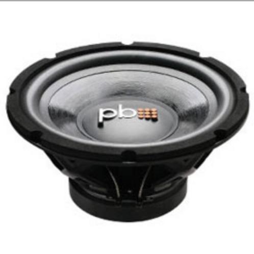 """PowerBass Autosound - 10"""" PS Series SVC 4 Ohm Subwoofer, 450W Peak / 225W RMS"""