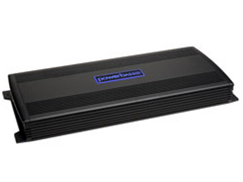 PowerBass Autosound - 5-Channel Class-A/B Amplifier, 2200 Watts Peak
