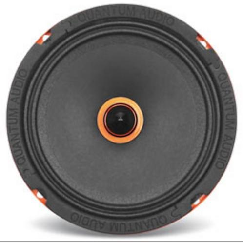 Quantum Audio - 6.5-Inch PRO Midrange Speakers, 250W/150W