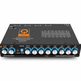 Quantum Audio - 7-Band 12V Equalizer