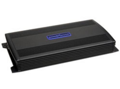 PowerBass Autosound - 5-Channel Class-A/B Amplifier, 1400 Watts Peak