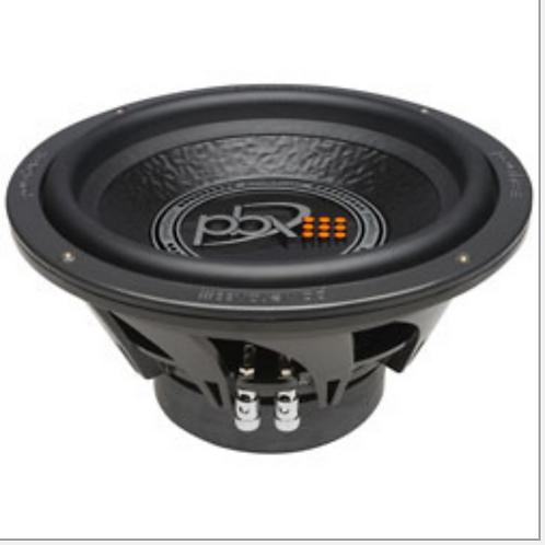 """PowerBass Extreme - 8"""" DVC 4 Ohm Subwoofer, 200W/400W"""