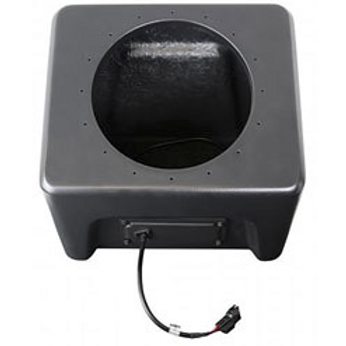 SSV Works - Polaris Ranger XP1000 2018+ Under Seat Subwoofer Box - Unloaded