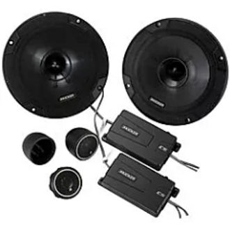 "Kicker CS Series 4 Ohm Component Speaker 6.5"" 300W/10"