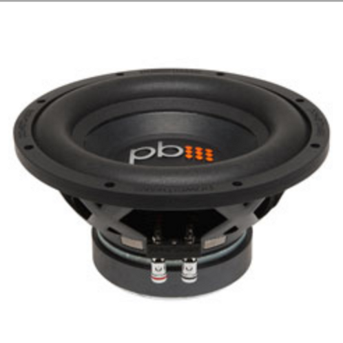 "PowerBass Autosound - 10"" S-Series SVC 4 Ohm Subwoofer, 550W Peak"